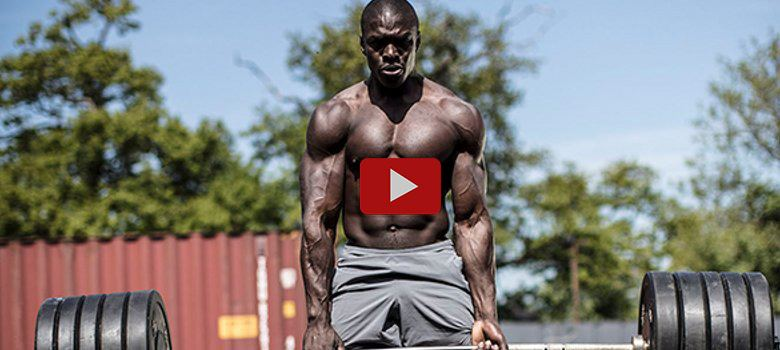 Paul Olima workout - play video