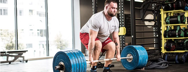 Powerlifting Training Plan