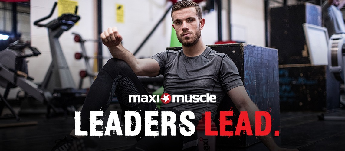 Leaders Lead - Jordan Henderson