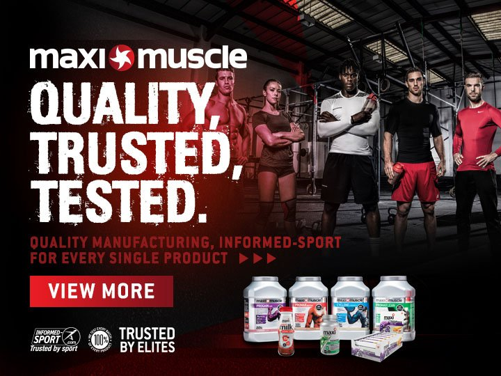 Quality, Tested and Trusted - Informed Sport for Every Single Product