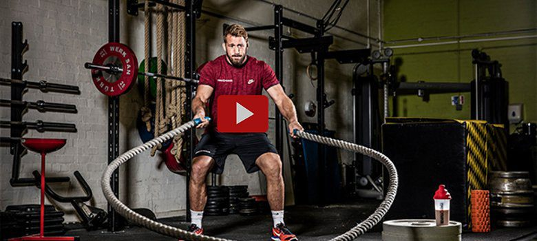 chris robshaw maximuscle amb - play video
