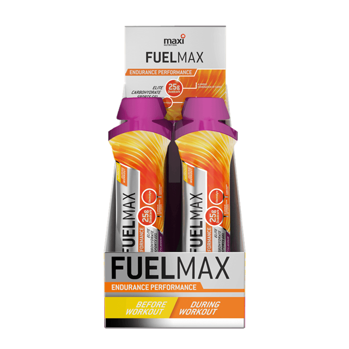 MaxiNutrition Fuelmax Gel 24 x 70g