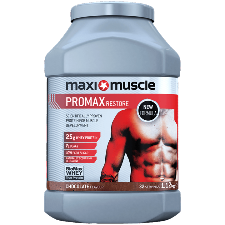 Maximuscle Promax Protein Powder