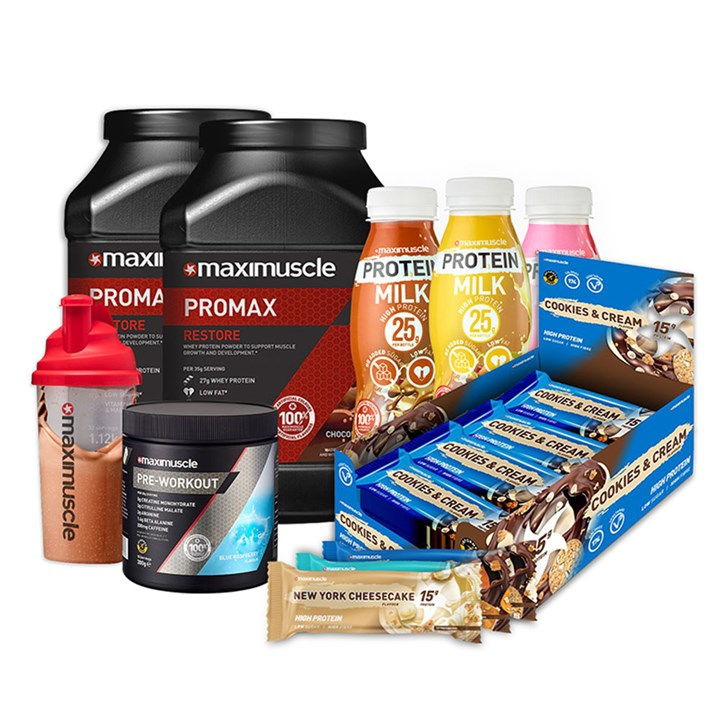 Maximuscle Promax Elite Bundle
