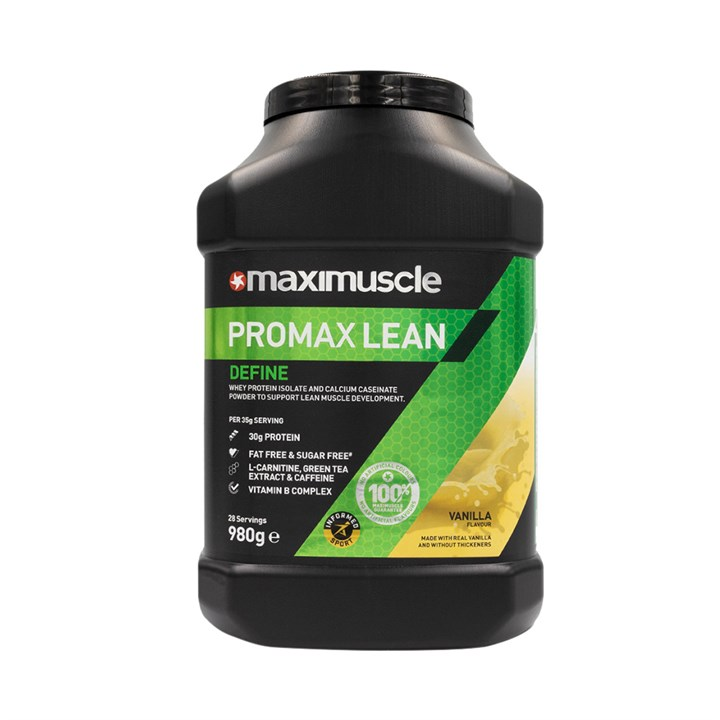 Maximuscle Promax Lean Protein Powder for Muscle Definition