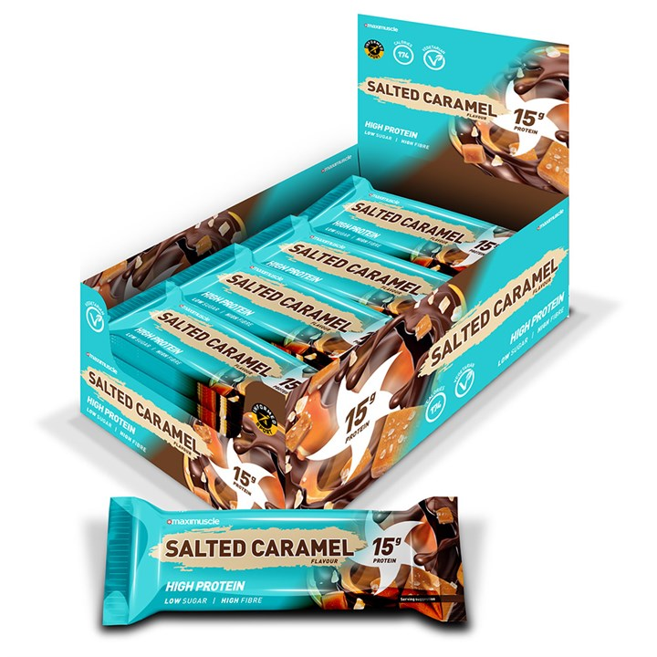 Maximuscle Protein Bars 12 x 45g