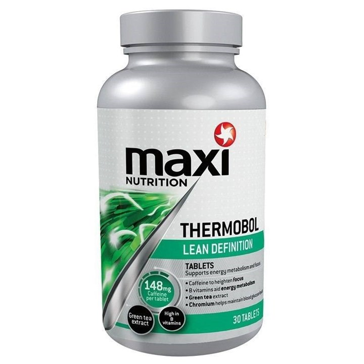MaxiNutrition Thermobol Tablets - 30 Pack