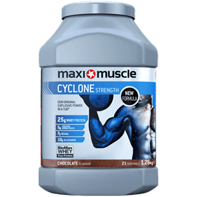 Maximuscle Cyclone 1260g