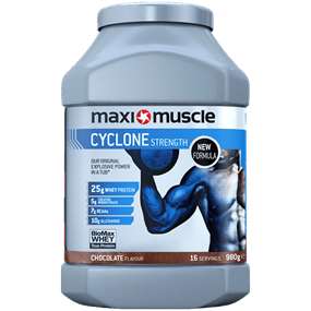 Maximuscle Cyclone 980g