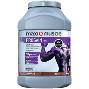 Maximuscle Progain 1400g