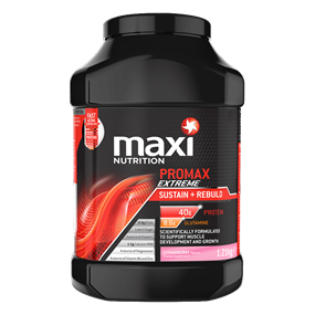 Promax Extreme 1210g - Strawberry