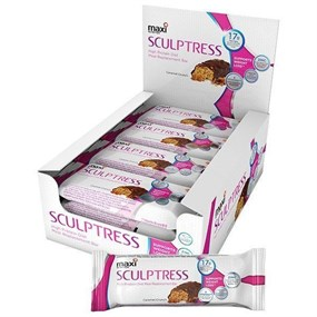 Sculptress Bars x12 - Caramel Crunch