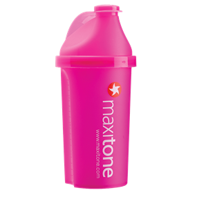 Electric Pink Shaker 500ml