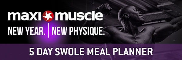 Swole Meal Planner